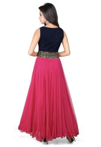indo-western-gown-back