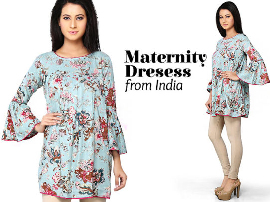 Maternity Tunics, Kurtas and Dresses