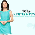 Trending Tops, Kurtis & Tunics in India