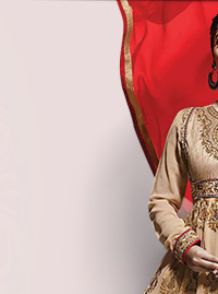 Flowy Sarees, Anarkalis, Circular Lehengas, Skirts & more with Add-ons. Shop!